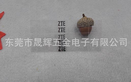 ZTE无接点镜面LOGO