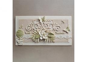 DIY纸艺刀模